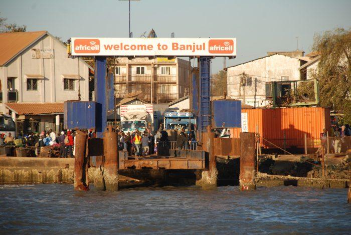 Senegal, Gambia, Gwinea-Bissau 2013 – dzień 13