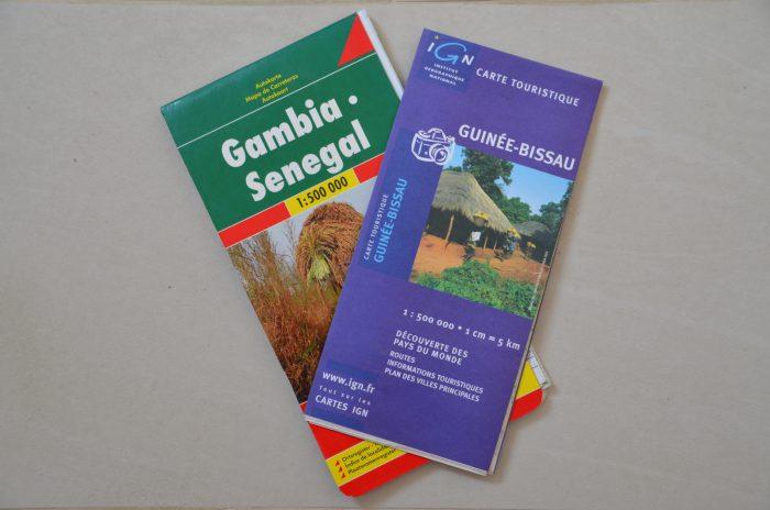 Senegal, Gambia, Gwinea-Bissau 2013 – dzień 1 i 2