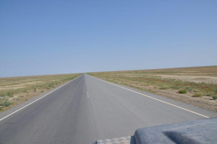 Ukraina, Rosja, Kazachstan, Uzbekistan, Tadżykistan, Kirgistan 2012 – dzień 28