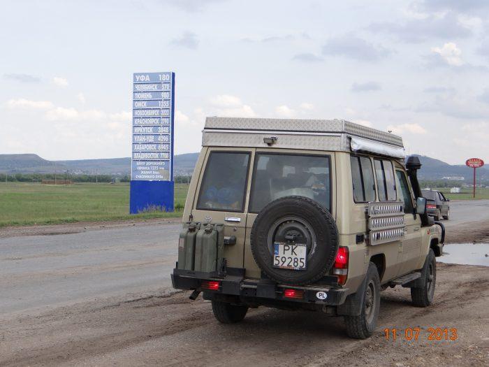 Mongolia 2013 – dzień 6