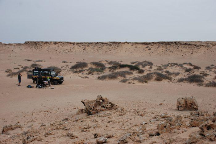Maroko, Sahara Zachodnia, Mauretania 2011 – dzień 9