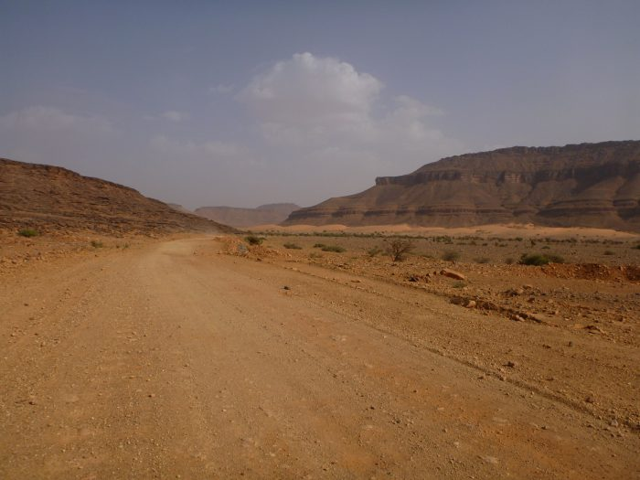 Maroko, Sahara Zachodnia, Mauretania 2011 – dzień 15