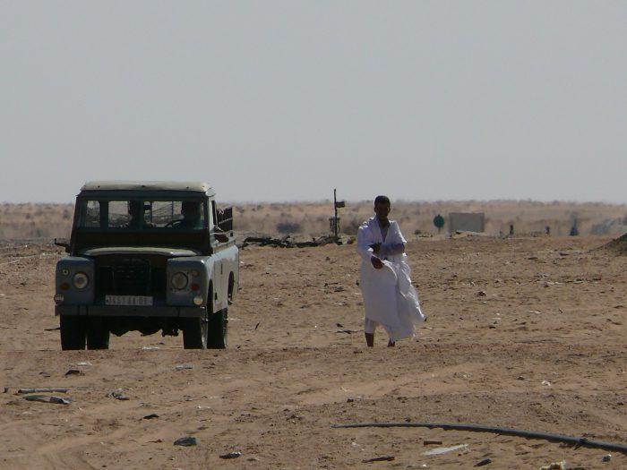 Maroko, Sahara Zachodnia, Mauretania 2011 – dzień 11