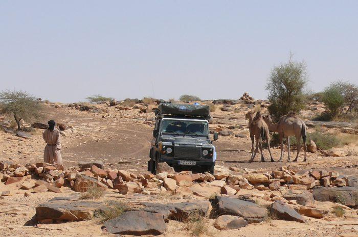 Maroko, Sahara Zachodnia, Mauretania 2011 – dzień 30 i 31