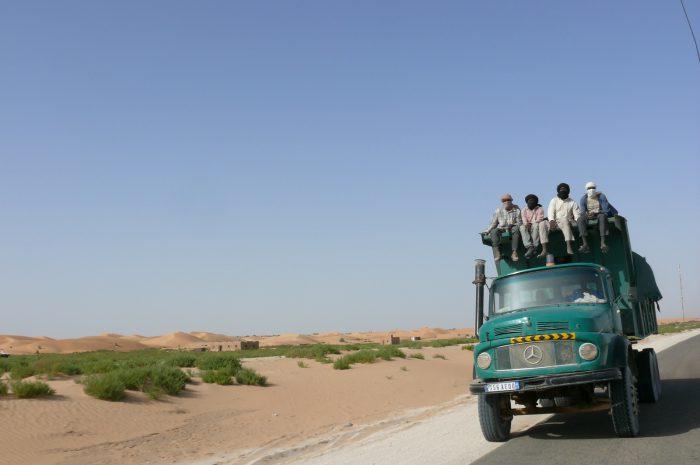 Maroko, Sahara Zachodnia, Mauretania 2011 – dzień 19