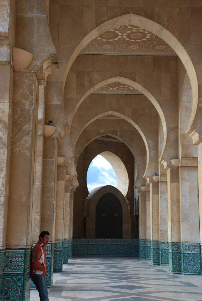 Hiszpania, Maroko 2011 – dzień 4