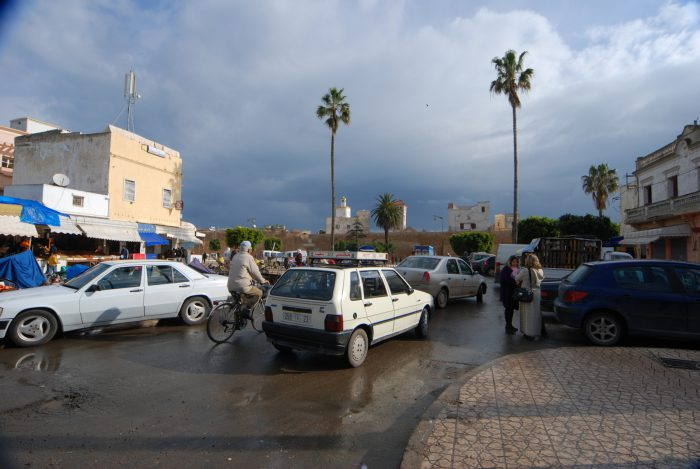 Hiszpania, Maroko 2011 – dzień 5