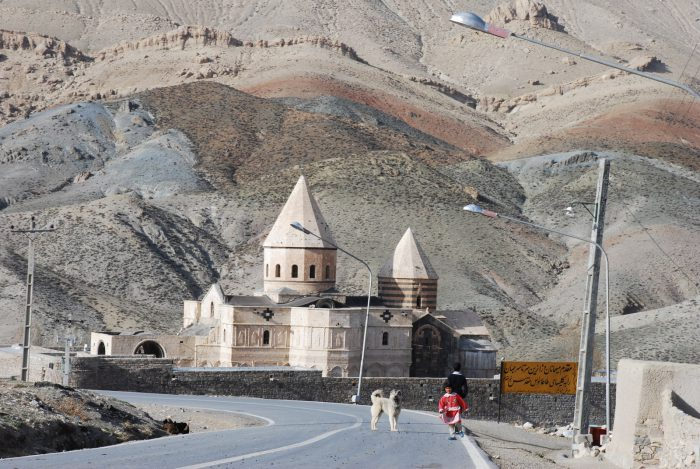Iran, Armenia, Gruzja 2010 – dzień 6