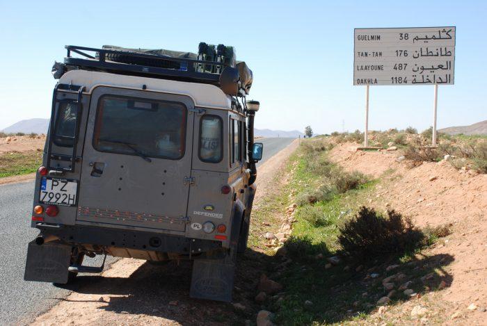 Hiszpania, Maroko 2011 – dzień 8
