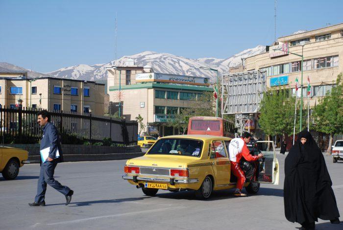 Iran, Armenia, Gruzja 2010
