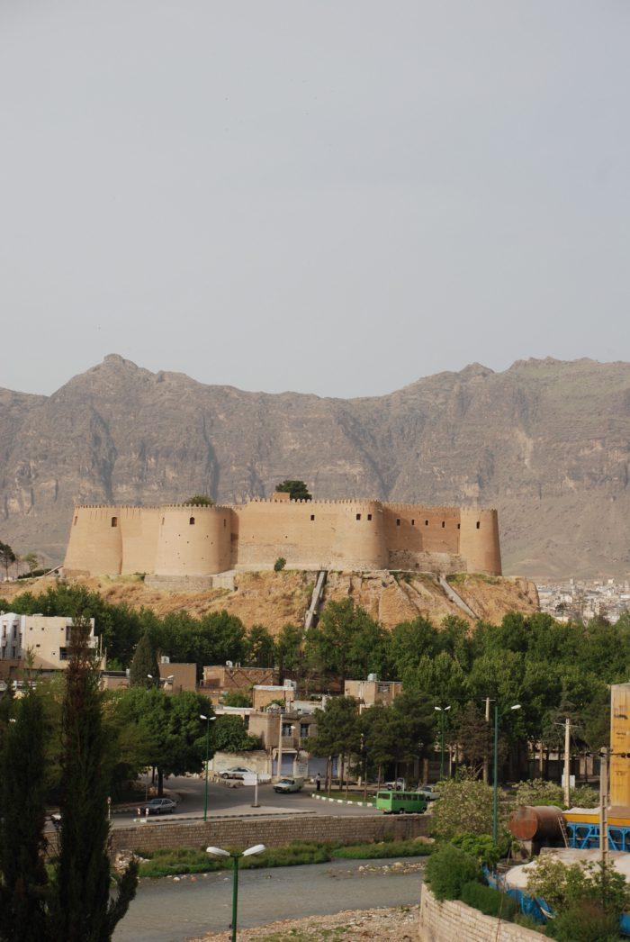 Iran, Armenia, Gruzja 2010 – dzień 10