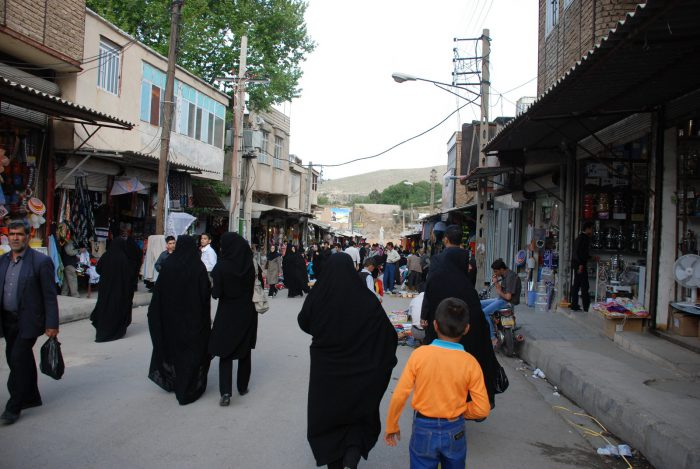 Iran, Armenia, Gruzja 2010 – dzień 11