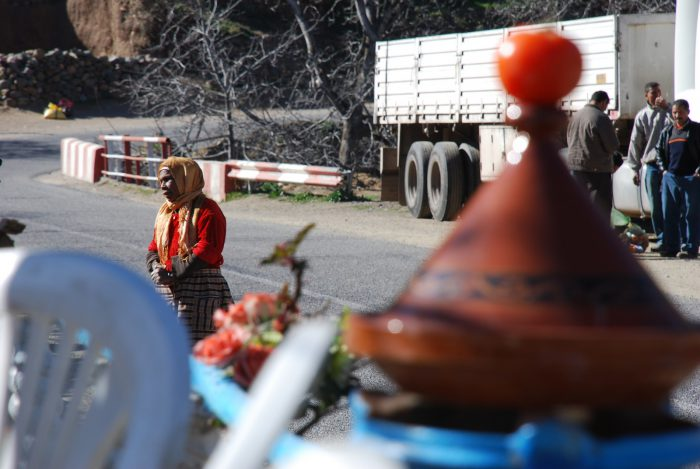 Hiszpania, Maroko 2011
