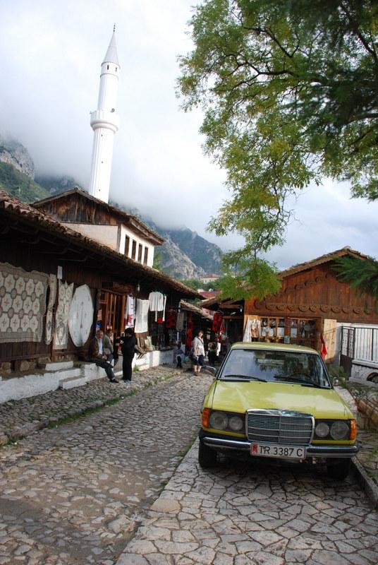 Grecja, Albania, Kosowo 2010 – dzień 11