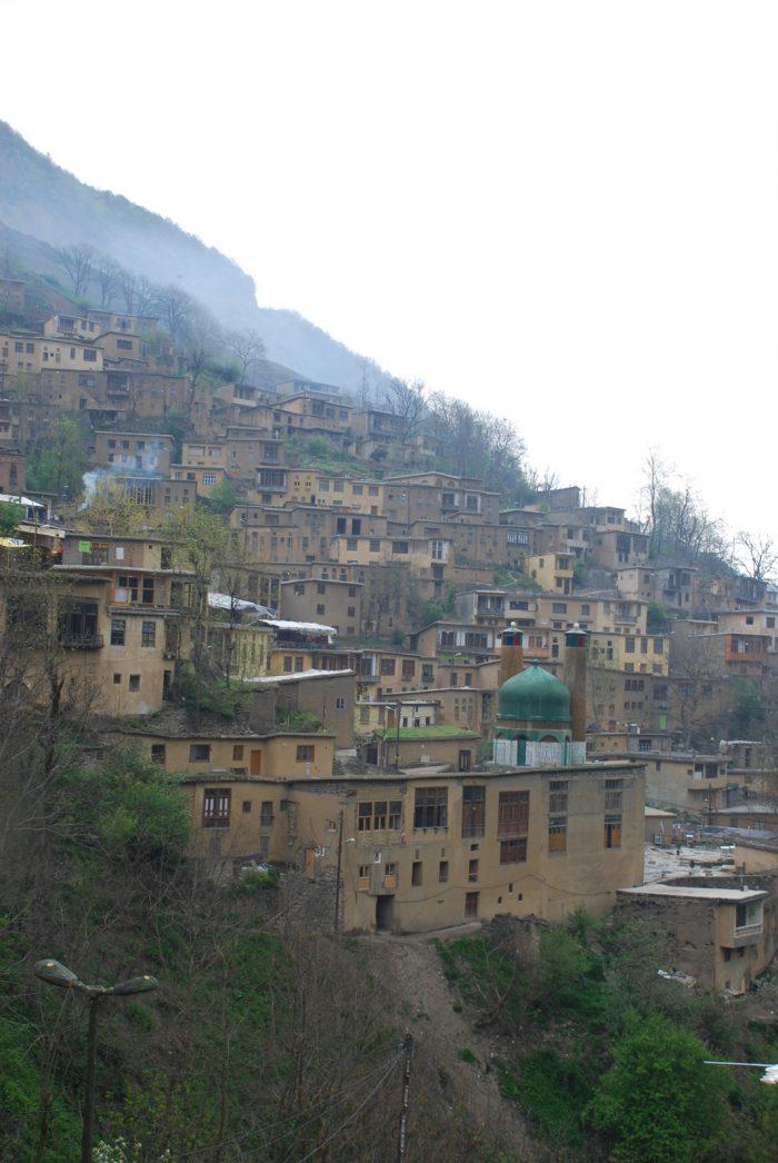 Iran, Armenia, Gruzja 2010 – dzień 17