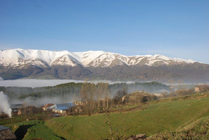 Iran, Armenia, Gruzja 2010 – dzień 21