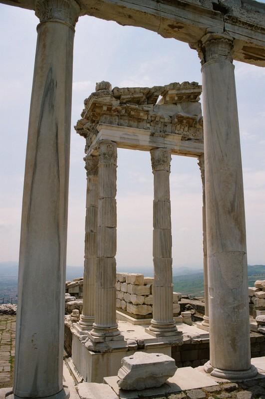 Turcja, Syria, Jordania 2008 – dzień 8