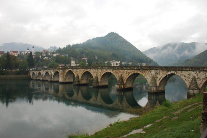Serbia, Czarnogóra, Albania, Macedonia 2008 – dzień 2