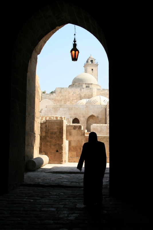 Turcja, Syria, Jordania 2008 – dzień 9