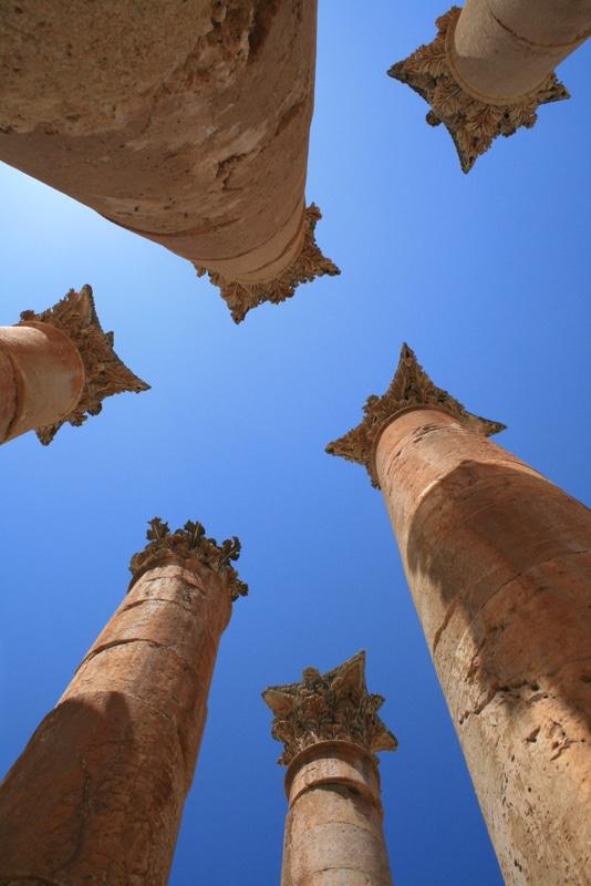 Turcja, Syria, Jordania 2008 – dzień 10