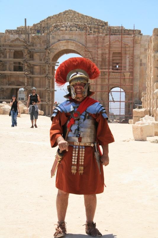 Turcja, Syria, Jordania 2008 – dzień 12