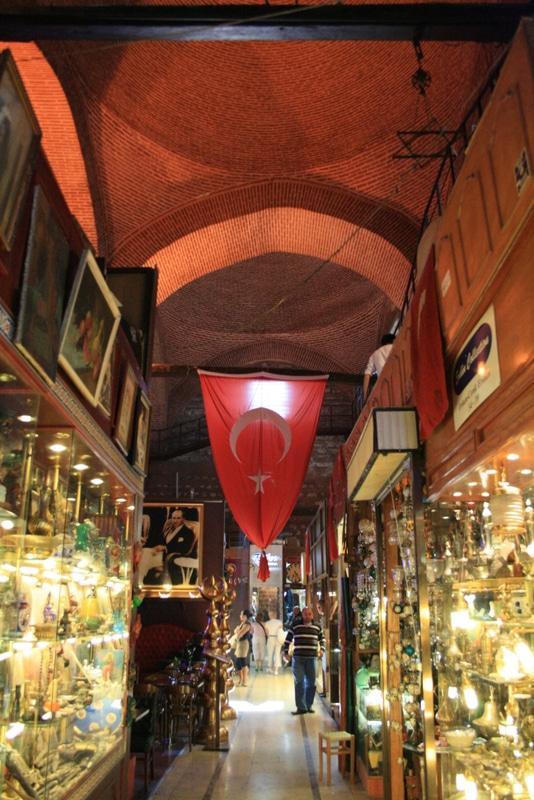 Turcja, Syria, Jordania 2008 – dzień 18