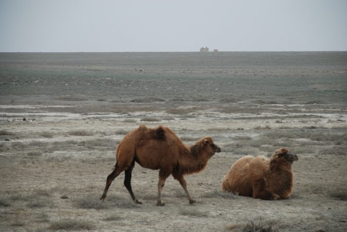 Turkmenistan, Iran, Azerbejdżan 2014 – dzień 3