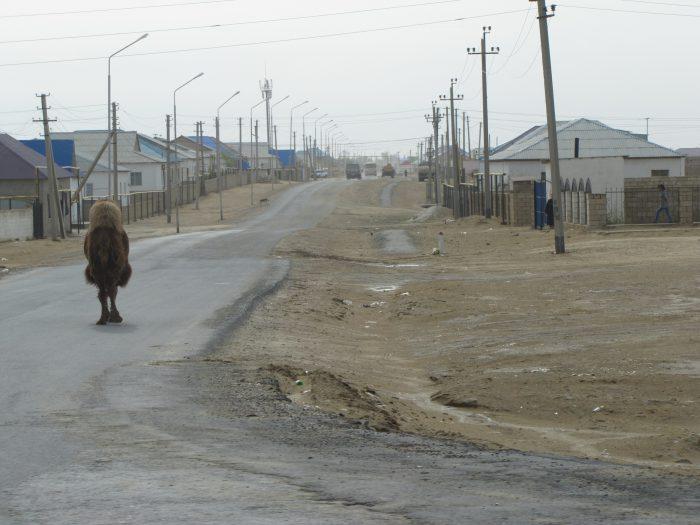 Turkmenistan, Iran, Azerbejdżan 2014 – dzień 6