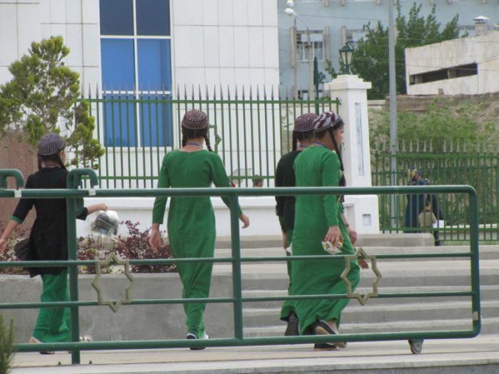 Turkmenistan, Iran, Azerbejdżan 2014 – dzień 8