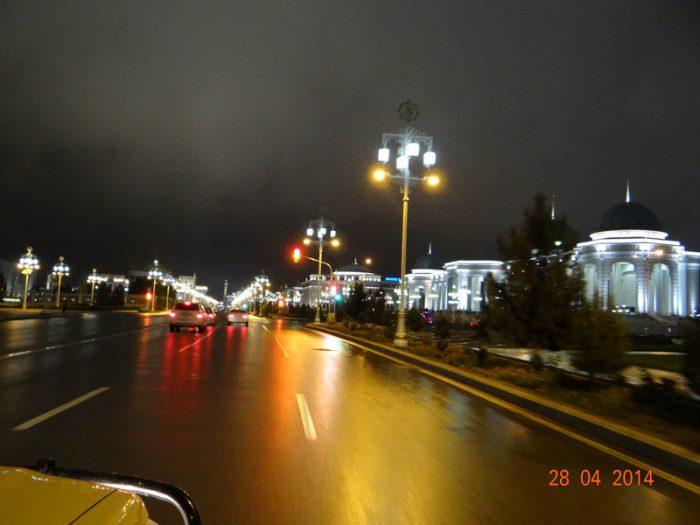 Turkmenistan, Iran, Azerbejdżan 2014 – dzień 11