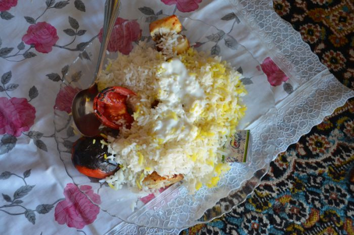Turkmenistan, Iran, Azerbejdżan 2014 – dzień 19