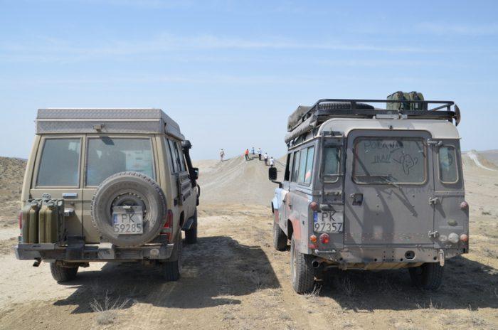 Turkmenistan, Iran, Azerbejdżan 2014 – dzień 22