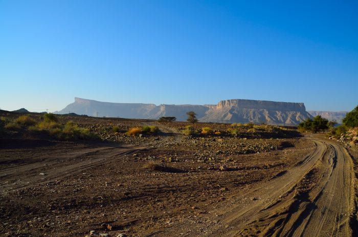 Iran, ZEA, Oman 2014 – dzień 16