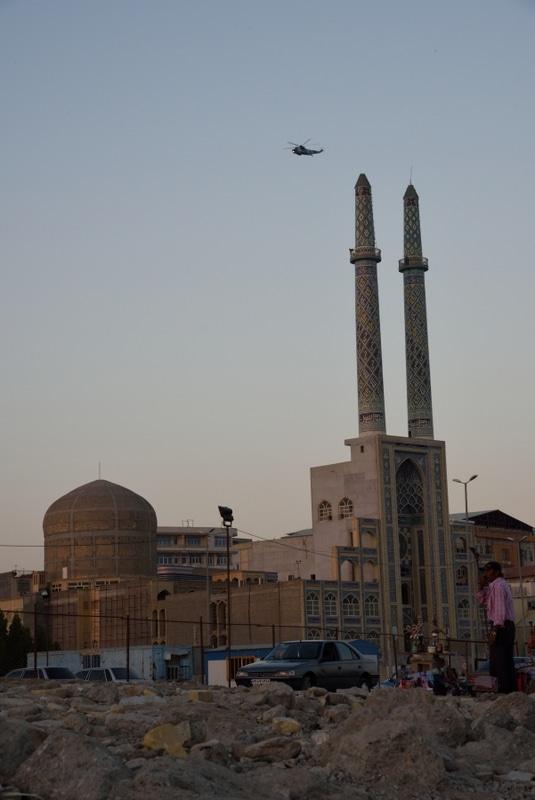 Iran, ZEA, Oman 2014 – dzień 28 i 29