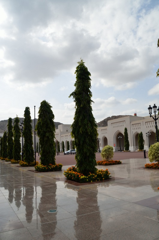 Iran, ZEA, Oman 2014 – dzień 25