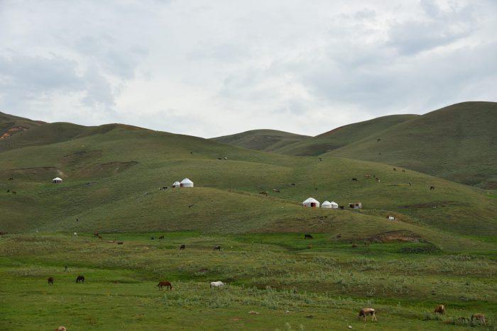 Kazachstan, Kirgistan, Tadżykistan, Chiny 2015 – dzień 15