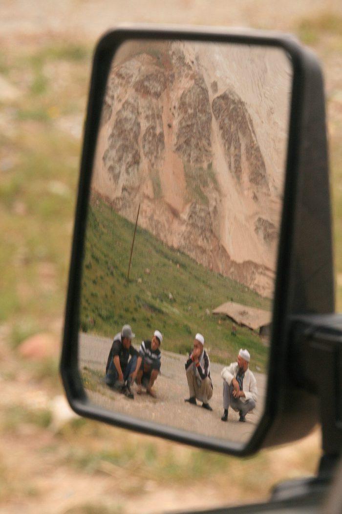 Kazachstan, Kirgistan, Tadżykistan, Chiny 2015 – dzień 18