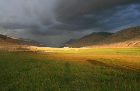 Kazachstan, Kirgistan, Tadżykistan, Chiny 2015 – dzień 37