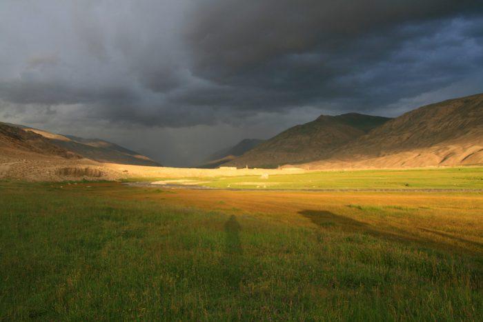 Kazachstan, Kirgistan, Tadżykistan, Chiny 2015