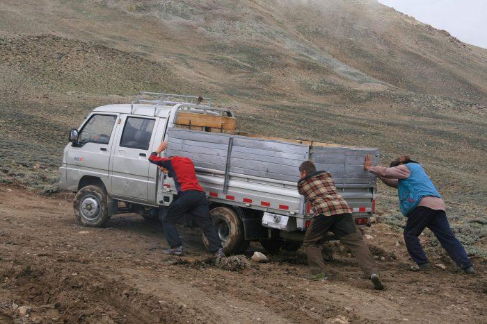 Kazachstan, Kirgistan, Tadżykistan, Chiny 2015 – dzień 22