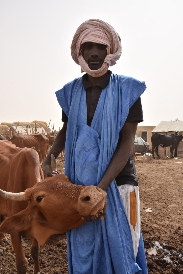 Mauretania, Mali, Burkina Faso, Benin, Togo 2018 – dzień 13