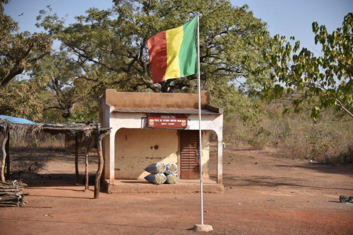 Mauretania, Mali, Burkina Faso, Benin, Togo 2018 – dzień 15