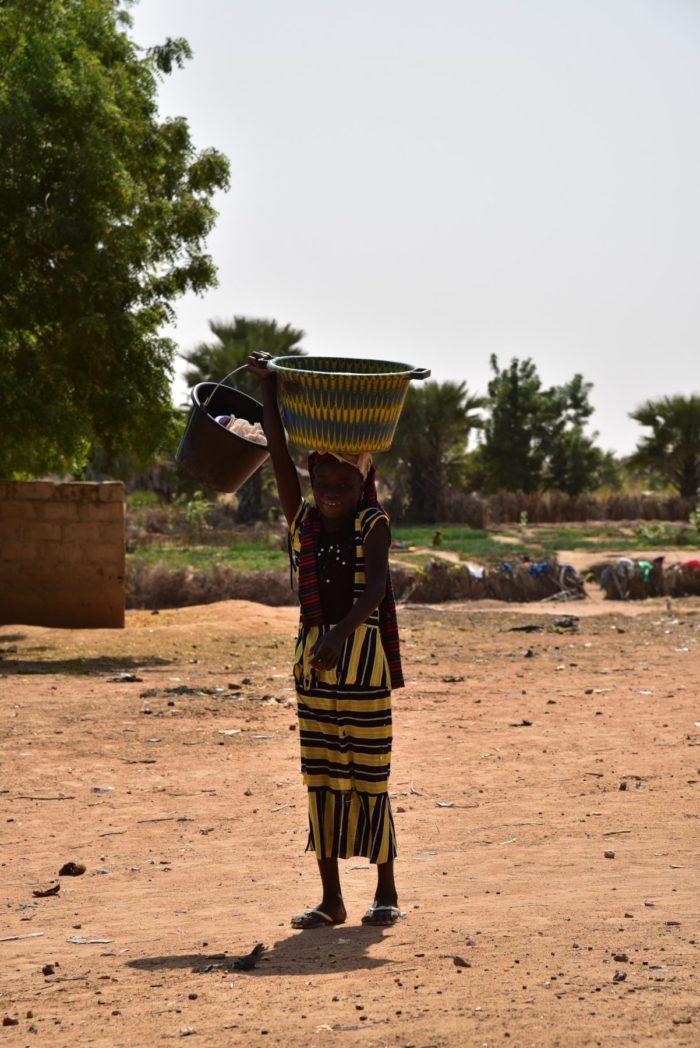 Mauretania, Mali, Burkina Faso, Benin, Togo 2018 – dzień 17