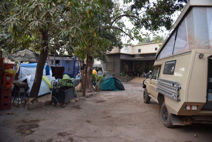 Mauretania, Mali, Burkina Faso, Benin, Togo 2018 – dzień 19