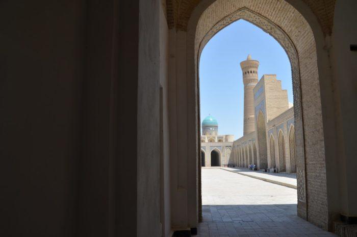 Uzbekistan, Tadżykistan, Afganistan, Kirgistan, Kazachstan 2018 – dzień 13 i 14
