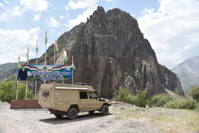 Uzbekistan, Tadżykistan, Afganistan, Kirgistan, Kazachstan 2018 – dzień 18