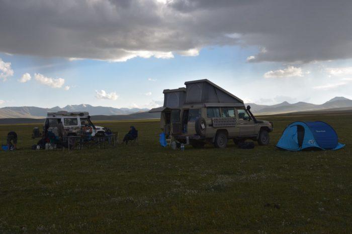 Uzbekistan, Tadżykistan, Afganistan, Kirgistan, Kazachstan 2018 – dzień 32