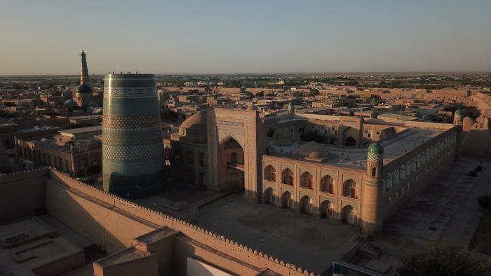 Uzbekistan,Tadżykistan, Afganistan, Kirgistan, Kazachstan 2018 – dzień 10 i 11
